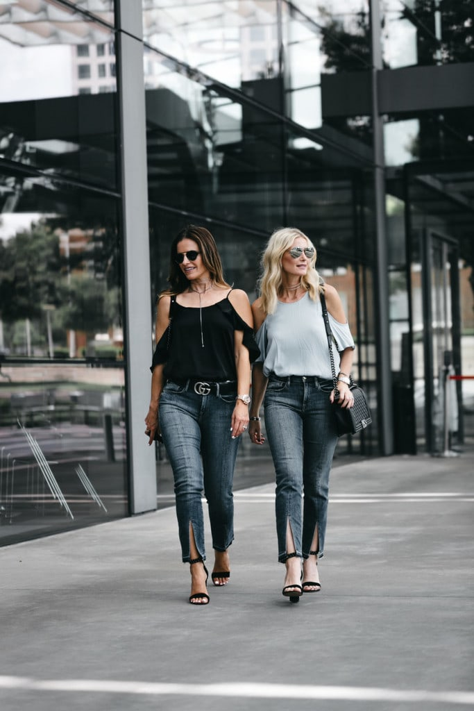 FRAME DENIM WEAR NOW/ WEAR LATER | ENTIRE LOOK PART OF THE NORDSTROM ANNIVERSARY SALE