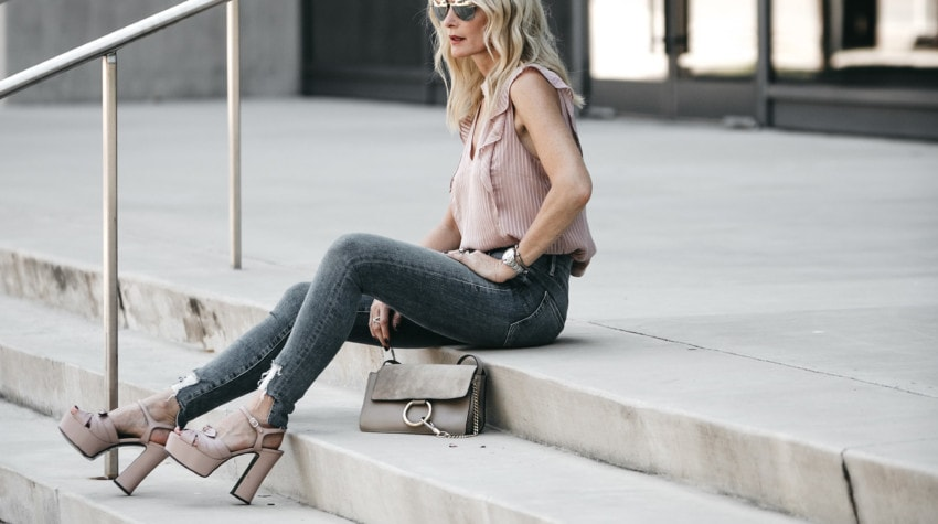 FAVORITE NEW DENIM PART OF THE NORDSTROM ANNIVERSARY SALE + $700 NORDSTROM GIVEAWAY