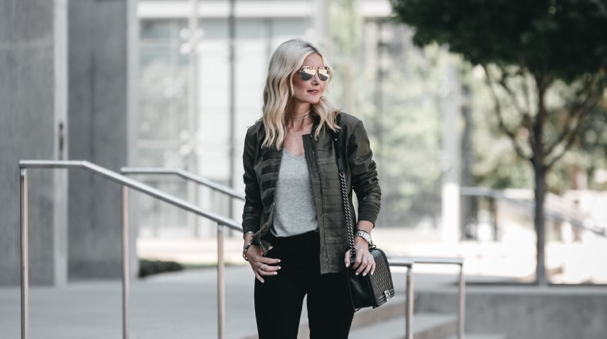 CHIC BOMBER UNDER $100 + FIRST DAY OF PUBLIC ACCESS TO THE NORDSTROM ANNIVERSARY SALE