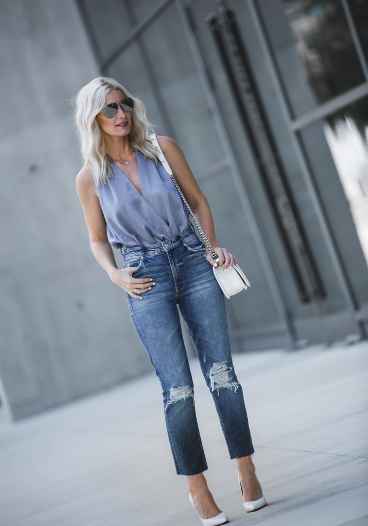 Mother Ripped Jeans