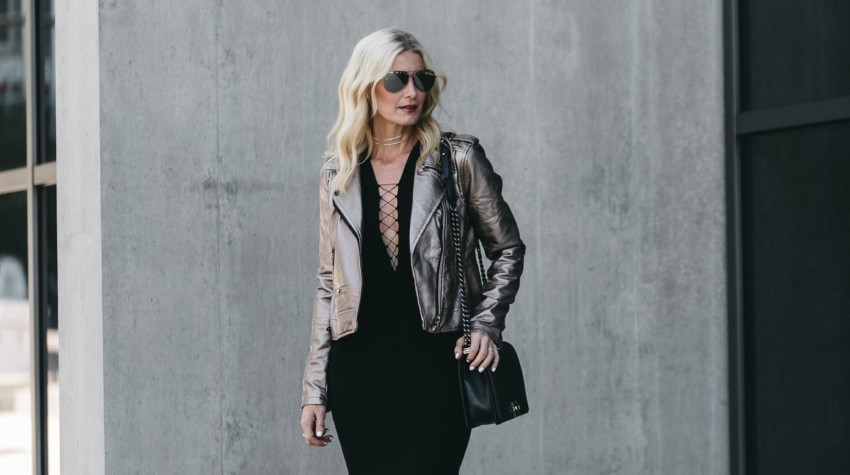 LACE-UP PLUS FUAX LEATHER ALL PART OF THE NORDSTROM ANNIVERSARY SALE