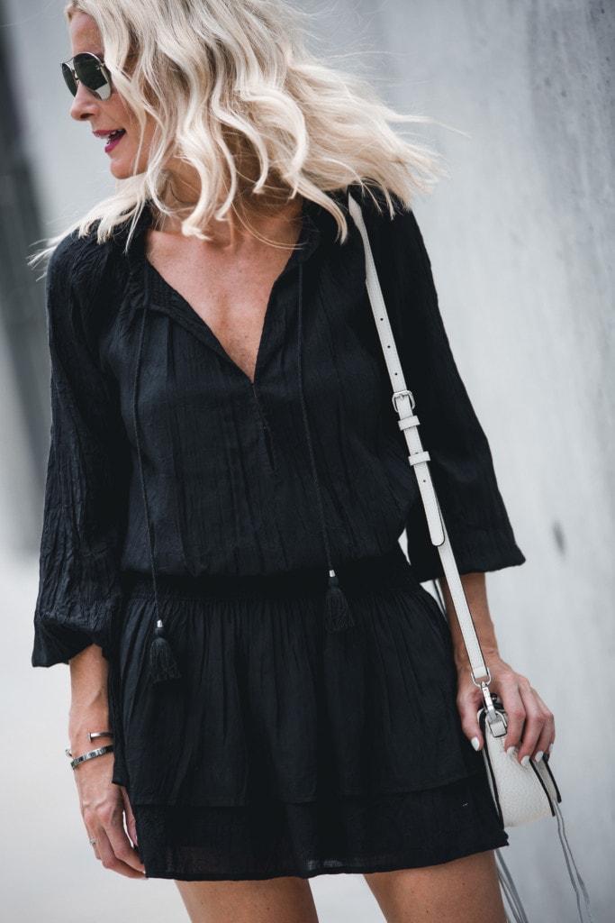 Paige Black Dress