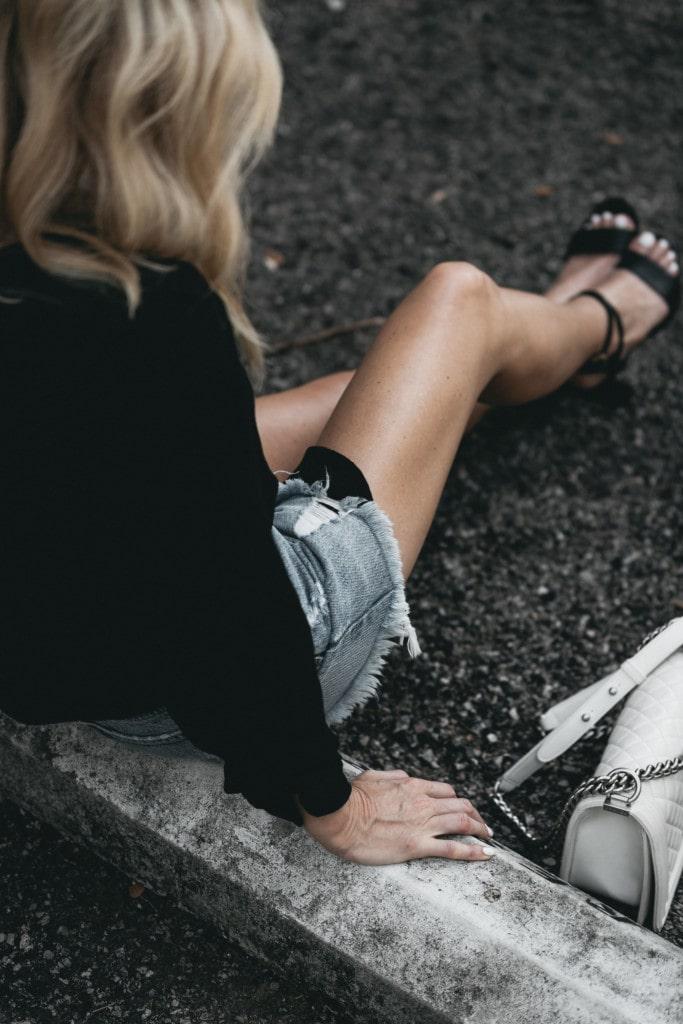 Marion Parke Black Heels