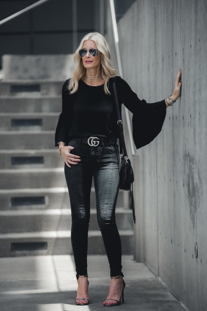 Bobeau Black Top