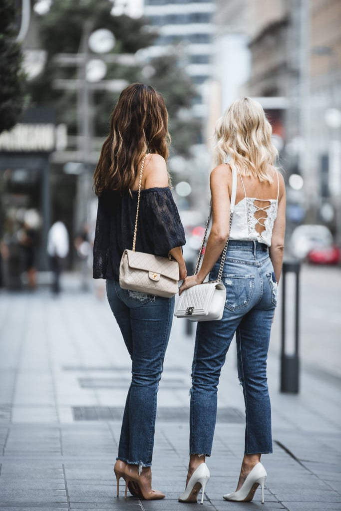 THE STREET EDIT FEATURING THE ULTIMATE COOL-GIRL DENIM