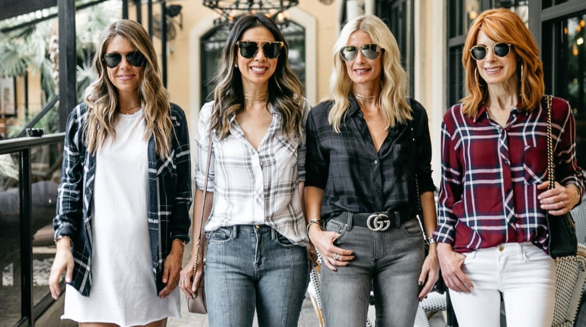CHIC AT EVERY AGE IN RAILS – THE PERFECT EVERYDAY SHIRT