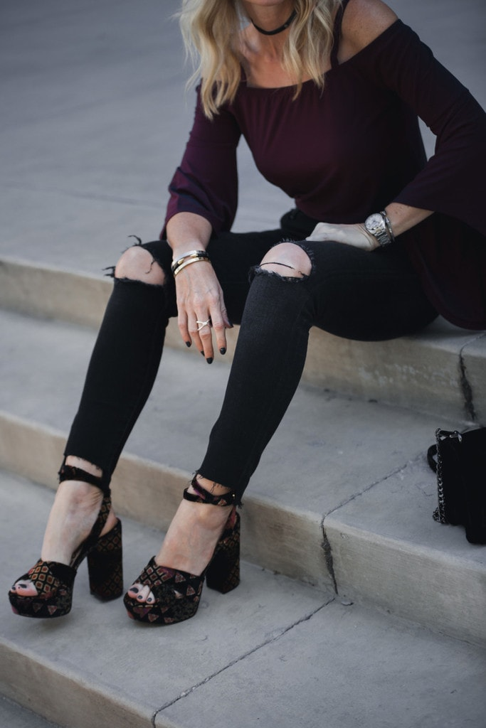 SHARING FALL'S TOP 5 TRENDS WITH NORDSTROM
