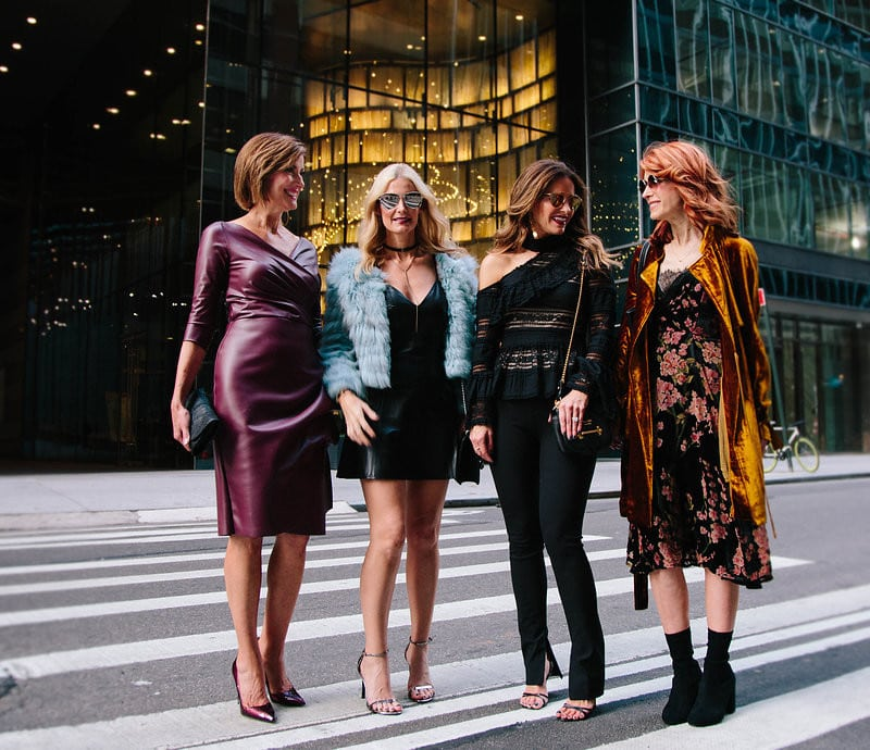 WHAT 4 BLOGGERS WORE TO NYFW + MY LOOK IS 25% OFF!
