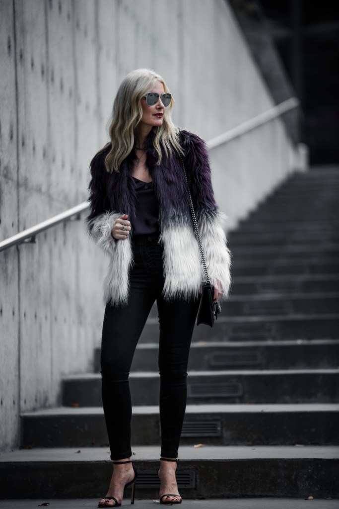 Chelsea 28 Faux Fur Jacket