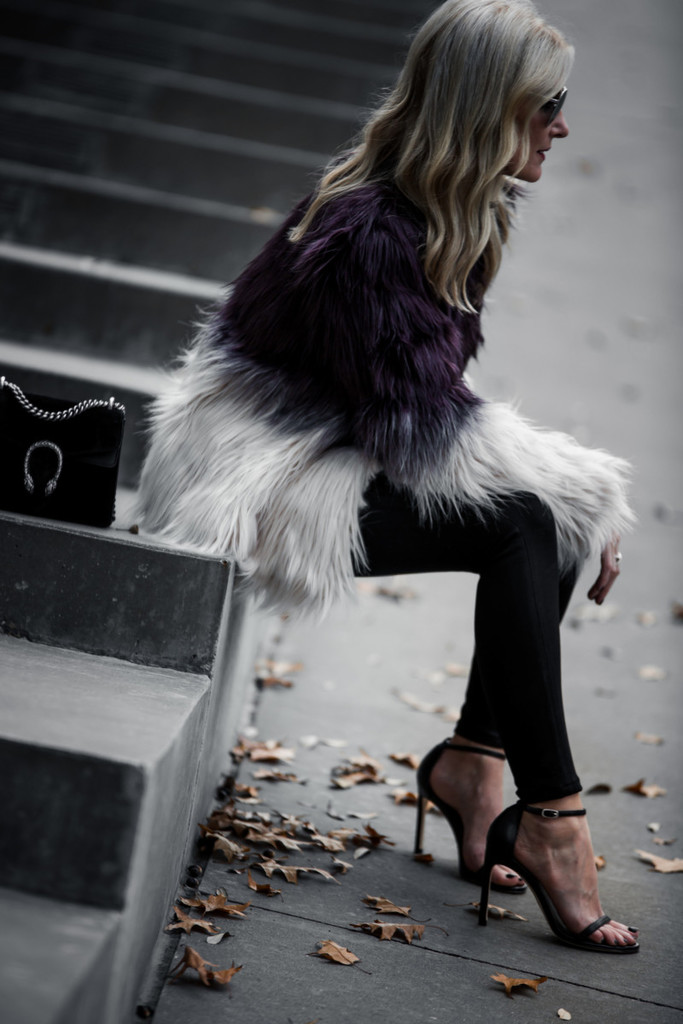 FABULOUS IN FAUX FUR + REMINDER $950 NORDSTROM GIVEAWAY