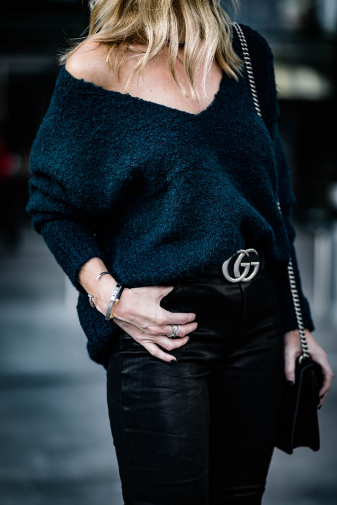 Free People Over-Sized Sweater