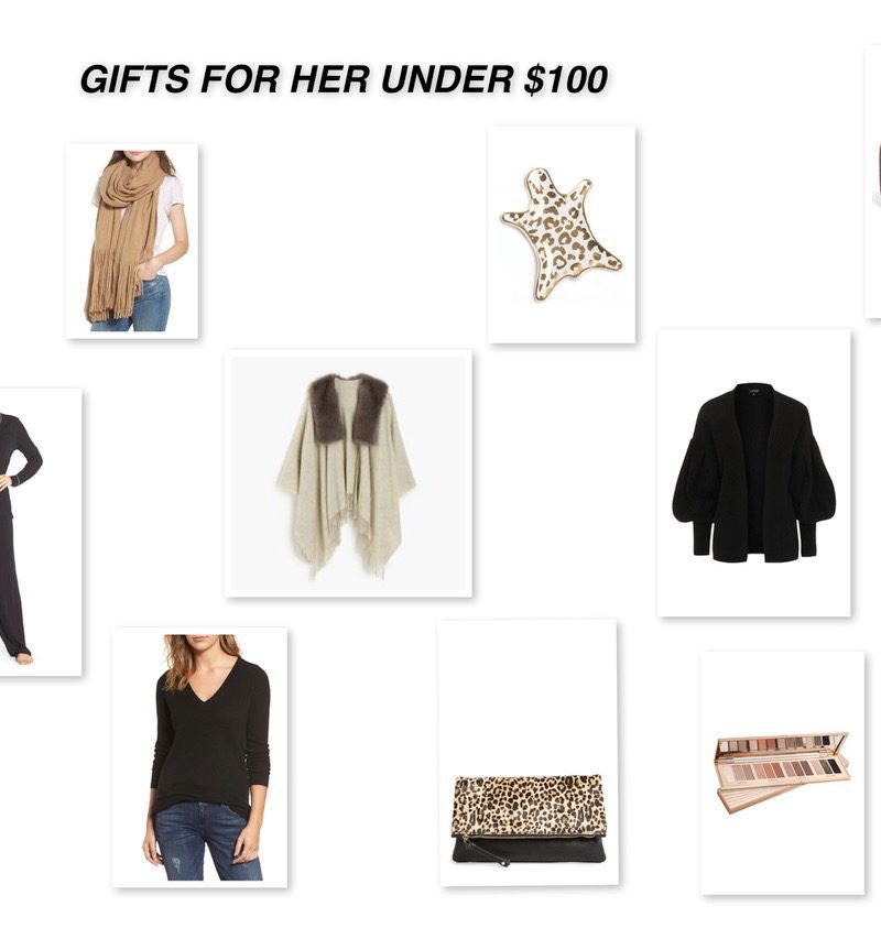 BEST CYBER MONDAY SALES + GIFTS FOR HER UNDER $110