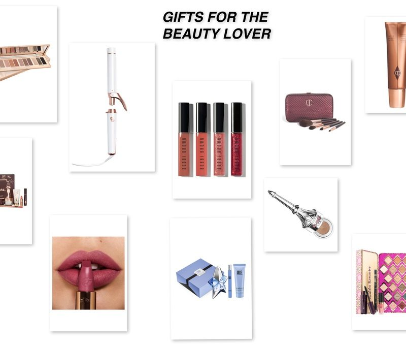 GIFTS FOR THE BEAUTY LOVER + 3 BEAUTY TIPS TO MAKE YOU LOOK YOUNGER + $1000 Nordstrom Giveaway