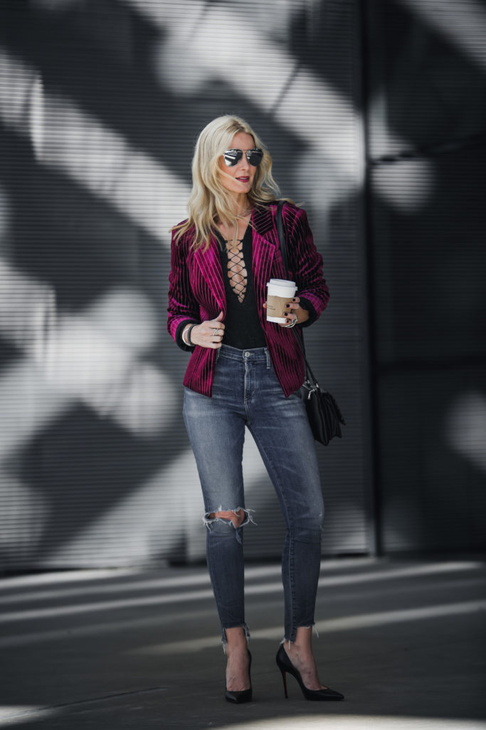 Blazer Outfits Casual, Heather Anderson, Style Blogger