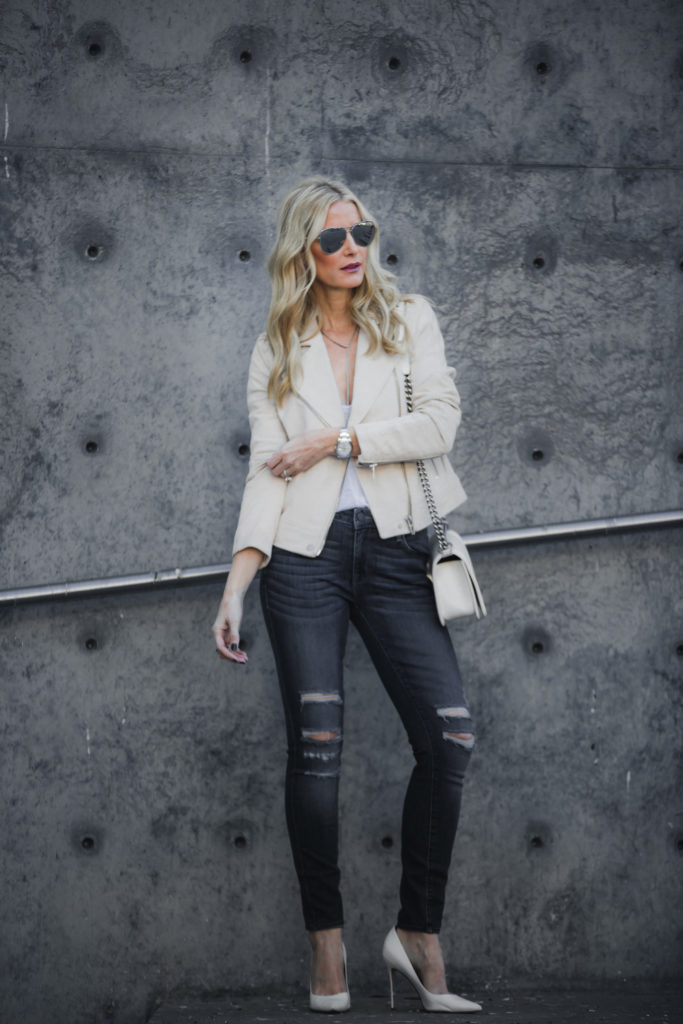 Moto Jacket Outfit, Heather Anderson, So Heather