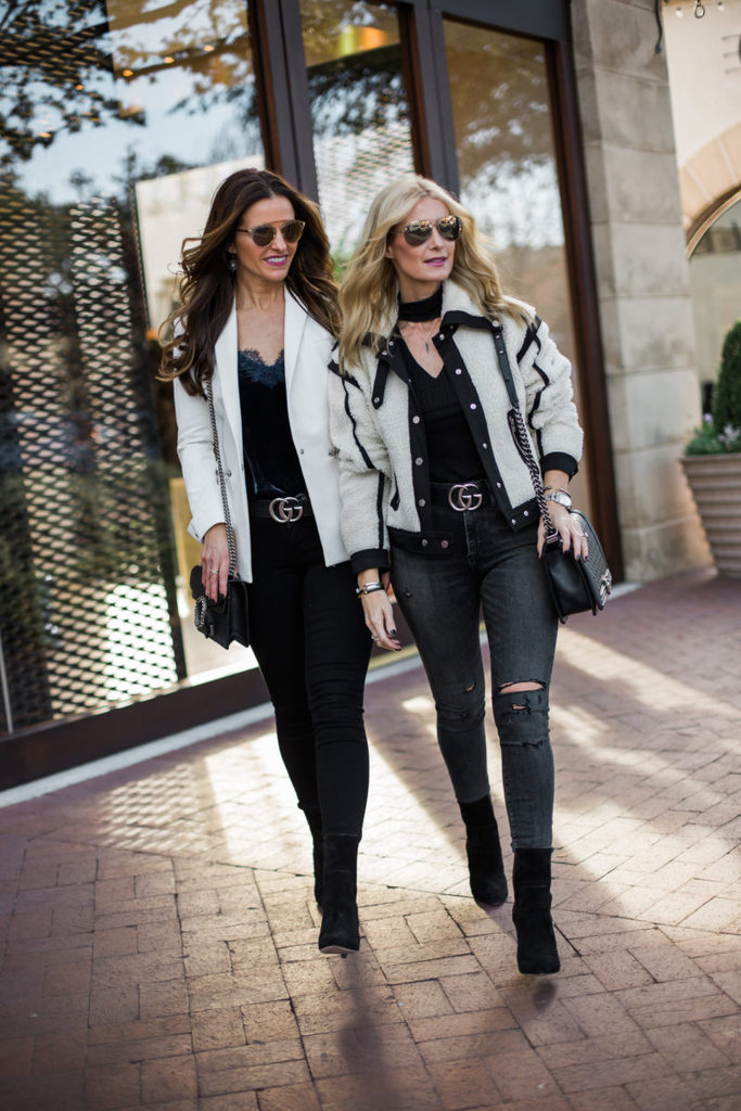 THE STREET EDIT FEATURING VERONICA BEARD JACKETS AND BOOTS 50% OFF!