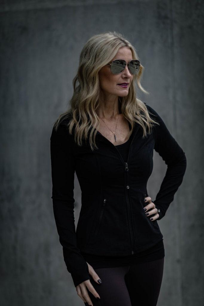 Zella Black Jacket
