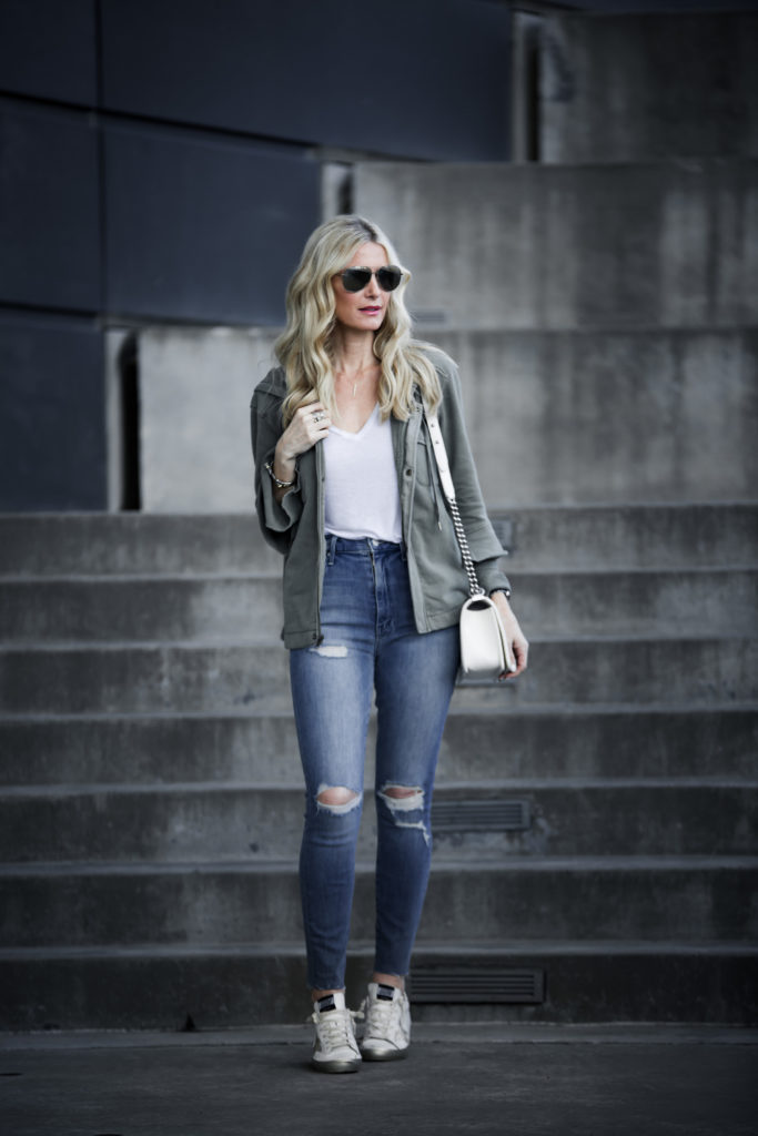 Mother Denim Ripped Jeans, So Heather, Dallas Fashion Blogger