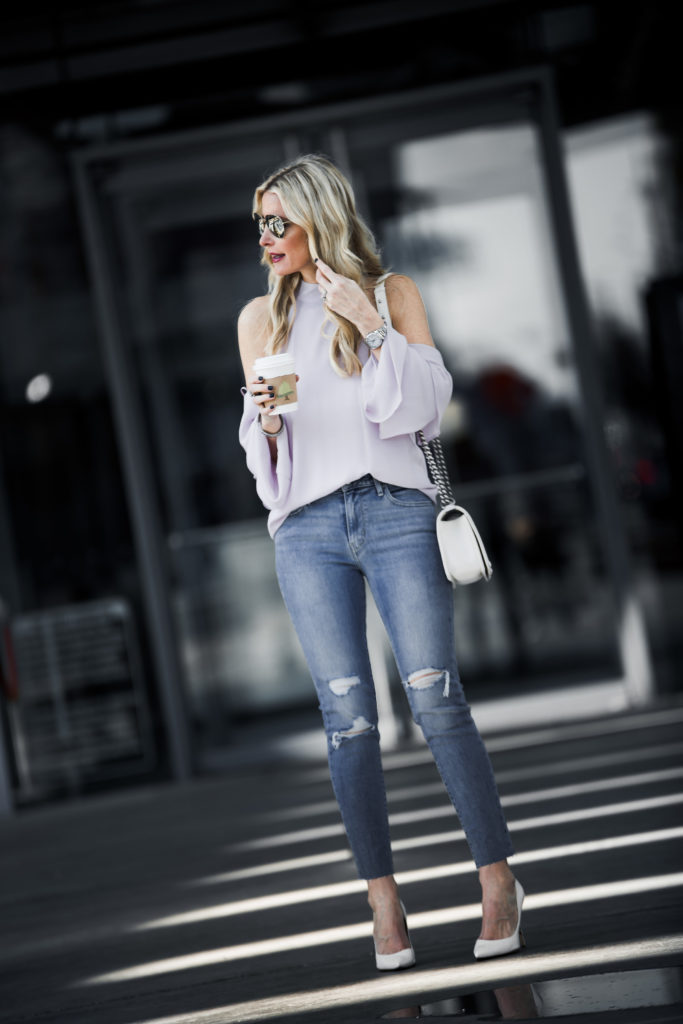 Dallas Fashion Blogger, So Heather, Levis Jeans