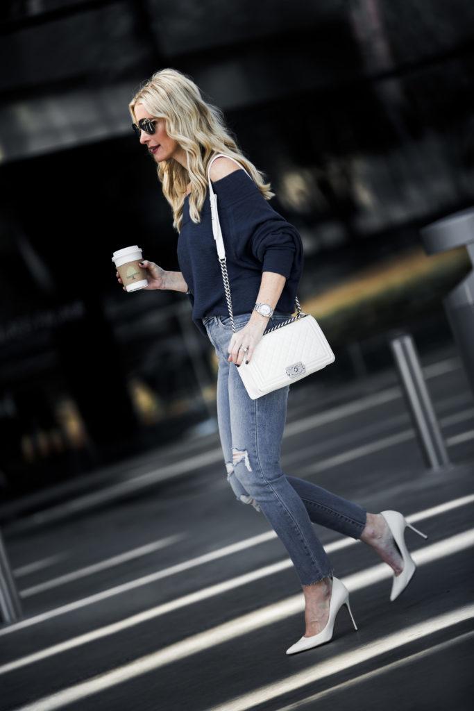Chanel Boy Bag, Dallas Style Blogger, Heather Anderson