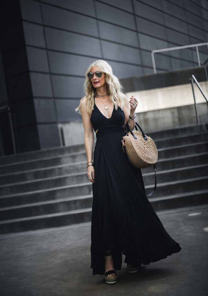 Free People Vacation maxi dress