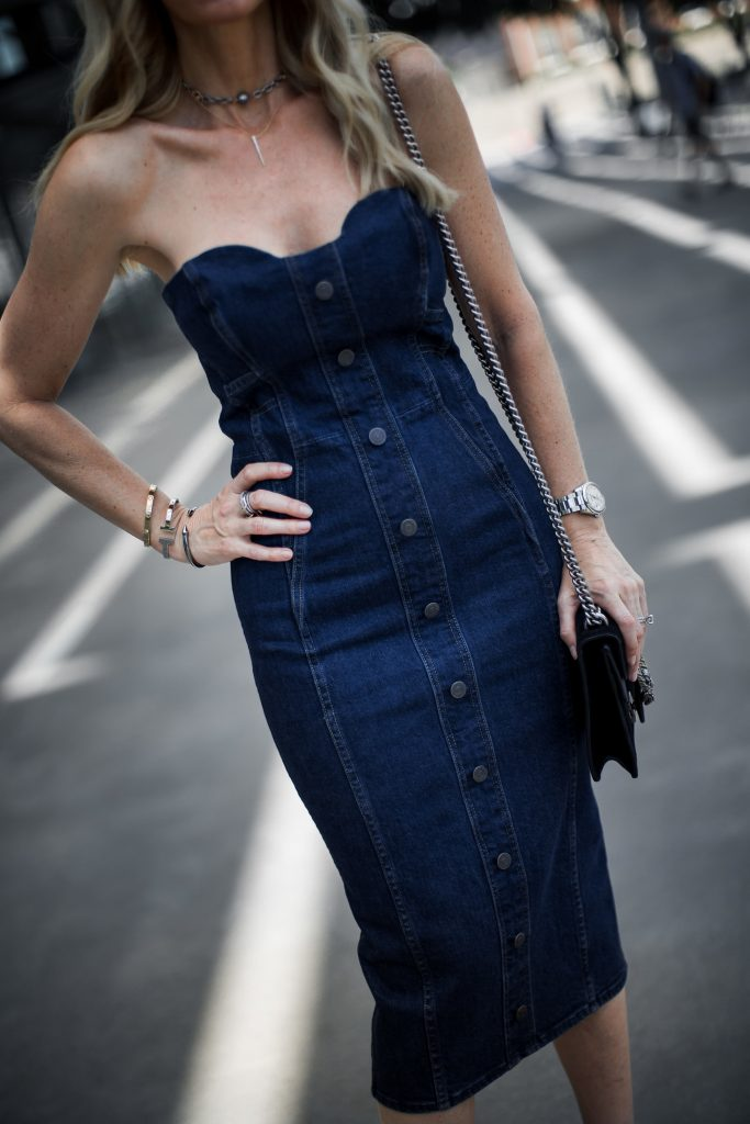 Veronica Beard Denim Dress