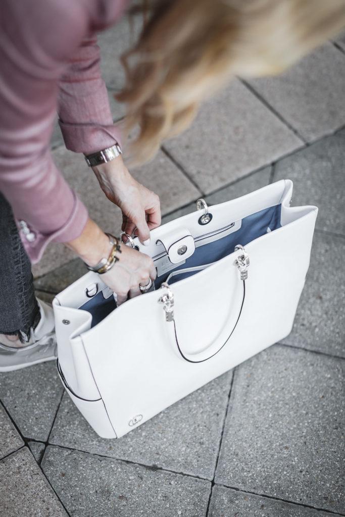 Chic Travel Handbag for Women