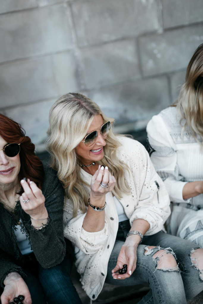 The Middle Page and So Heather Dallas Fashion Bloggers