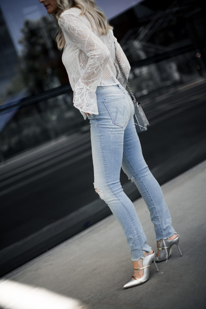 Mother Jeans and Malone Souliers