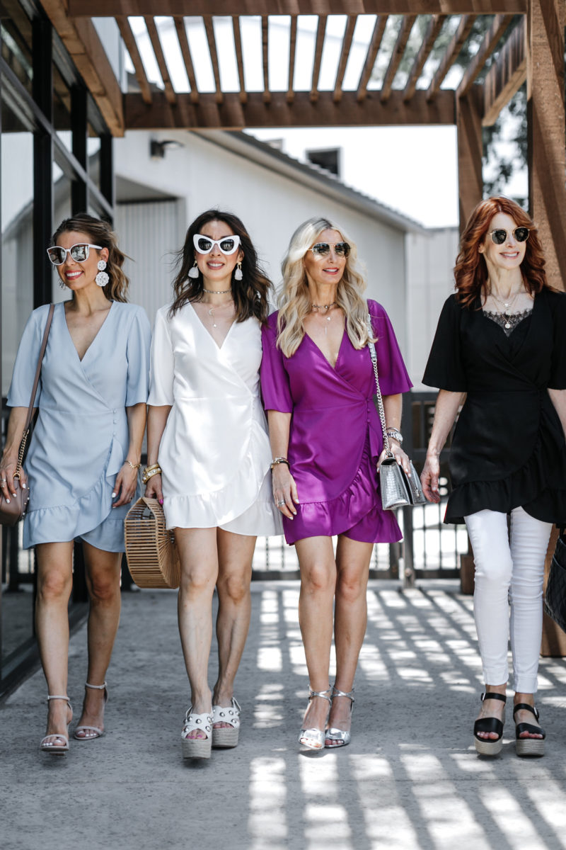 CHIC AT EVERY AGE FEATURING THE MUST-HAVE WRAP DRESS ONLY $26 + A $500 NORDSTROM GIVEAWAY