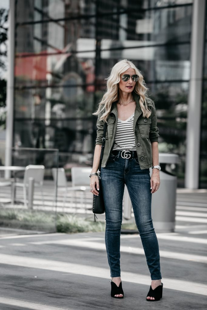 Good American jeans at Nordstrom on Dallas fashion blogger