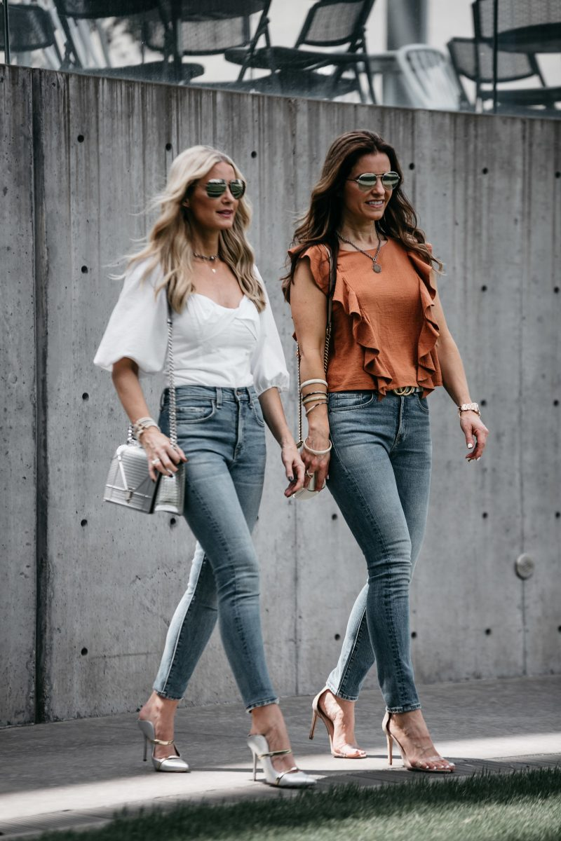 THE STREET EDIT FEATURING UBER SLIMMING JEANS + MY NO-FAIL OUTFIT FORMULA + REMINDER: $800 GIFT CARD TO NORDSTROM
