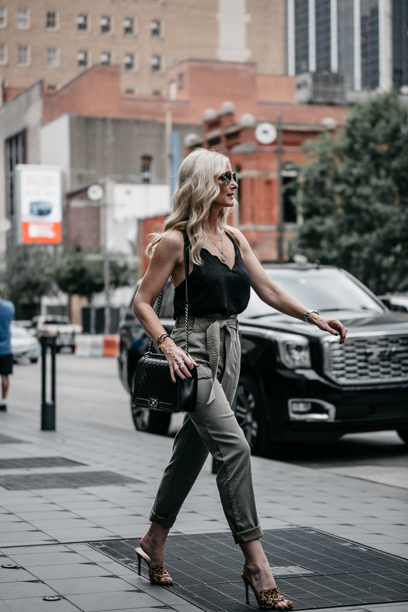 MUST-HAVE ARMY PANTS UNDER $100 + MY FAVORITE FALL TREND + VACATION GIVEAWAY