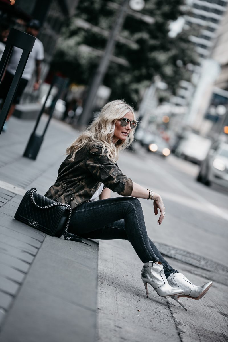 FALL BOOT EDIT + MUST-HAVE CAMO JACKET UNDER $100