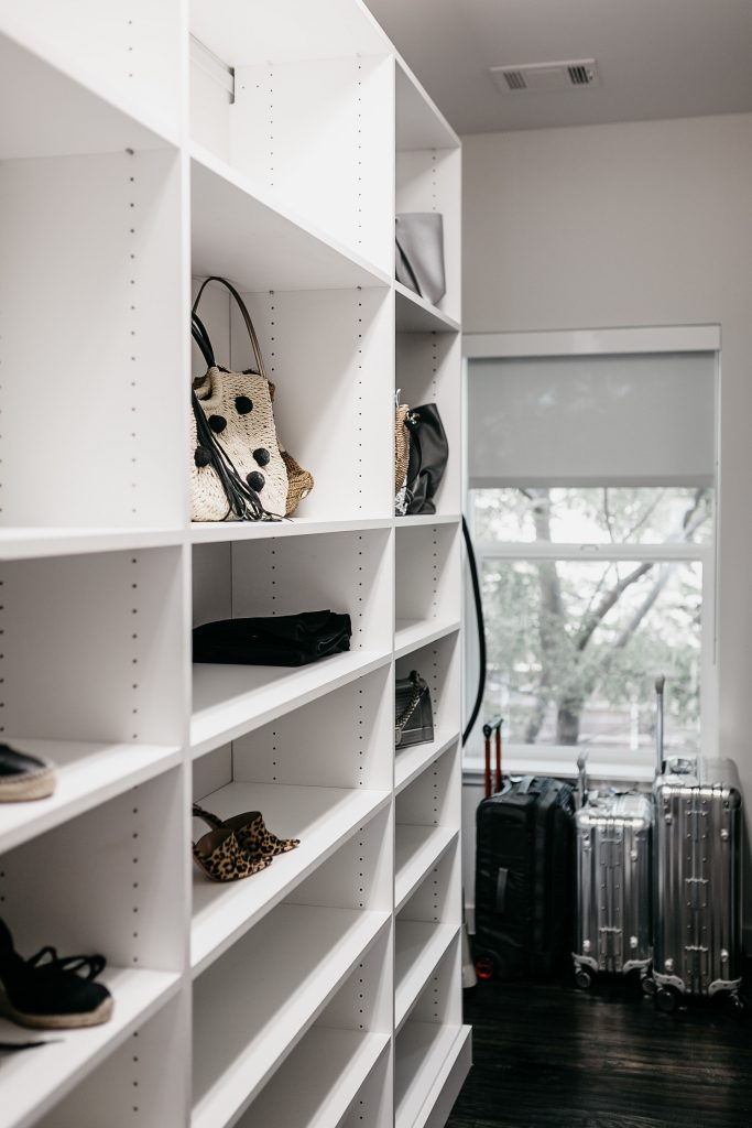 California closets makeover