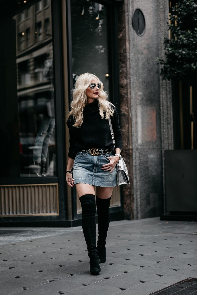 MUST-HAVE DENIM SKIRT 25% OFF + TOP SALE PICKS FROM NEIMAN MARCUS