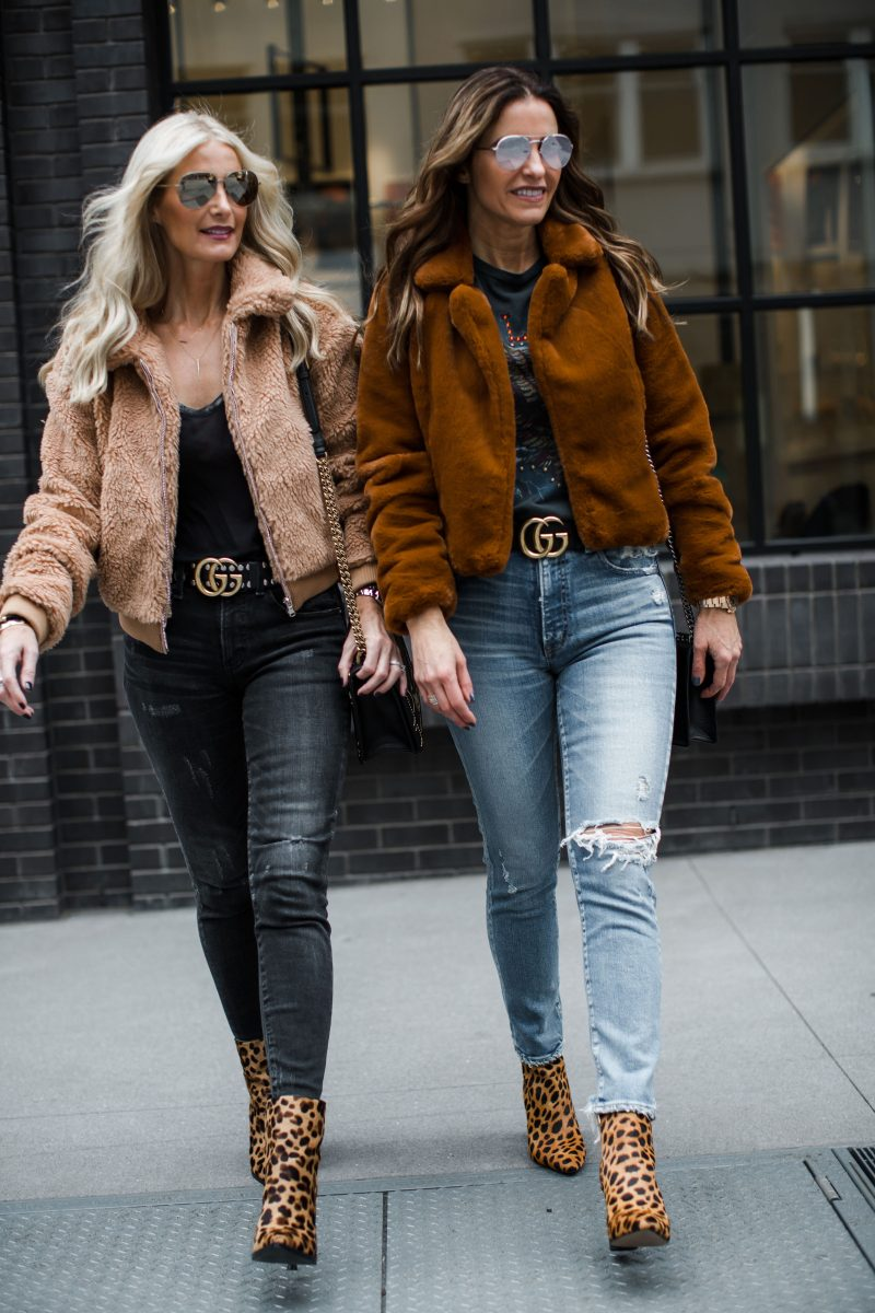 THE STREET EDIT FEATURING MOUSSY DENIM + 3 WAYS TO SOLVE THE ANKLE BOOT DILEMA + $750 GIVEAWAY TO AMAZON