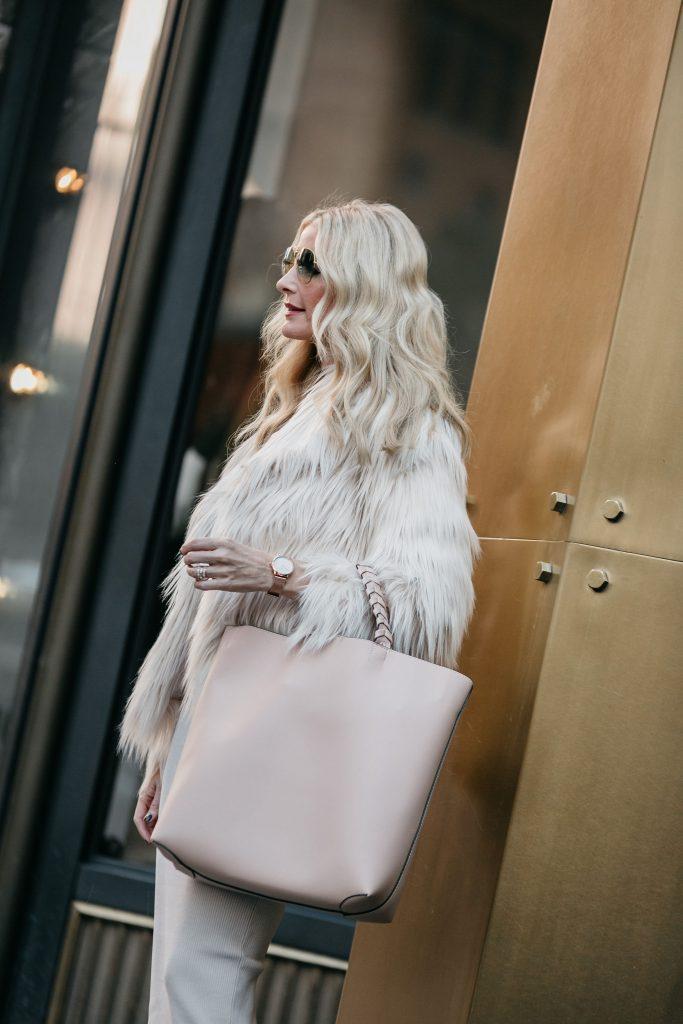 Rachel Zoe Winter Box of Style on Dallas fashion blogger