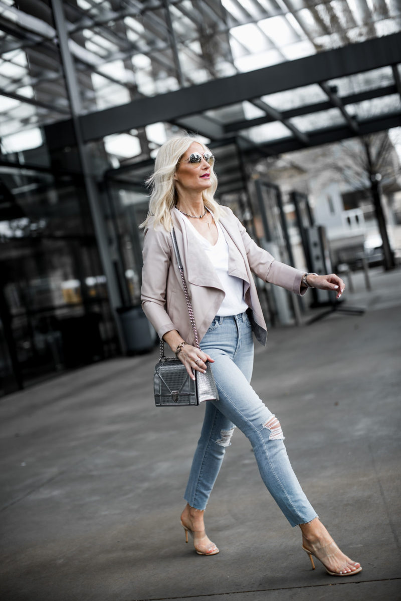 0a202032a7f2d MUST-HAVE UNDER $100 SPRING JACKET STYLED TWO WAYS + 3 REASONS GOLDEN GOOSE  SNEAKERS ARE WORTH THE INVESTMENT