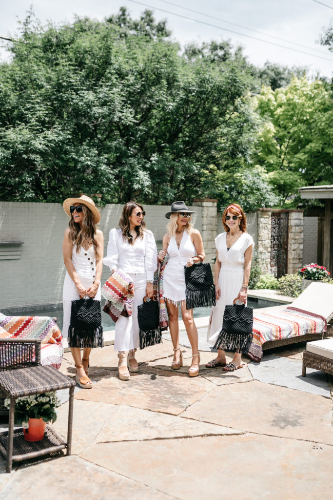 Dallas bloggers featuring Rachel Zoe's Summer box of style