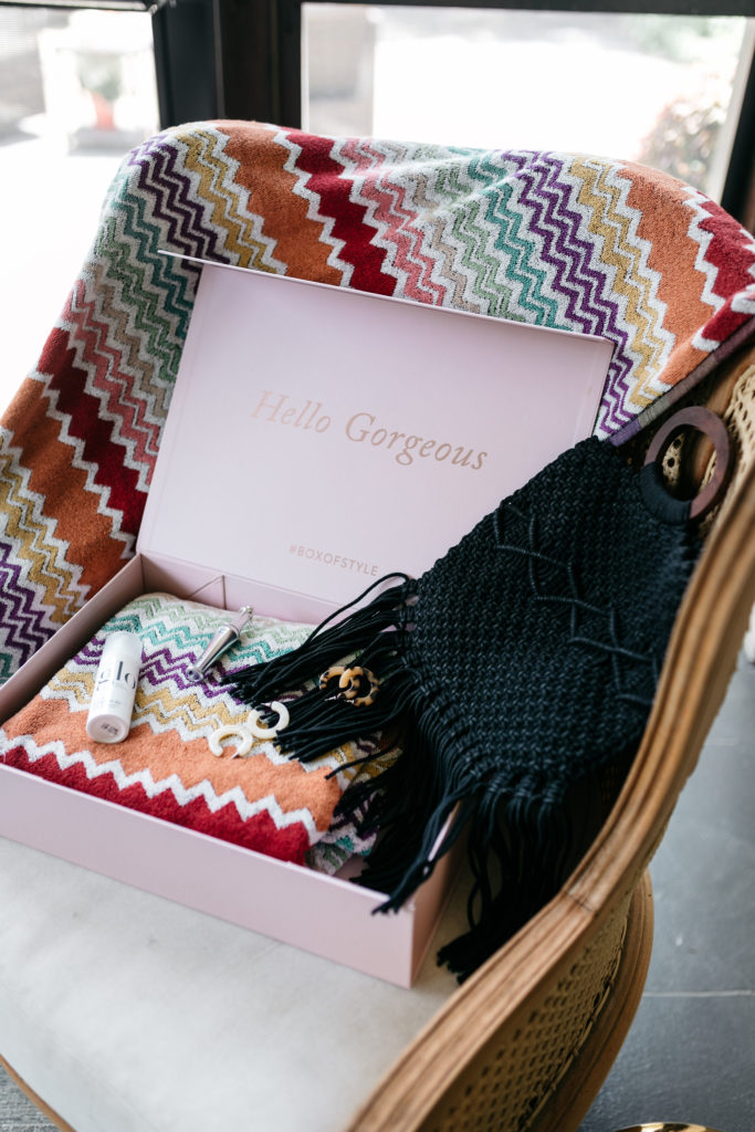 Rachel Zoe's summer box of style 2019