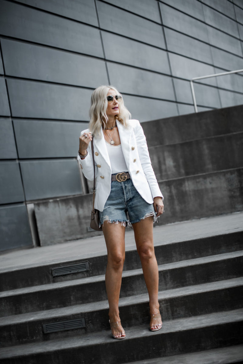 626123f6cdf I know in the warmer months some of us love to wear shorts so I thought it  was the perfect time to publish a post sharing 5 simple tips ...
