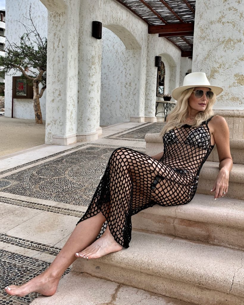 Dallas blogger at Las Ventenas