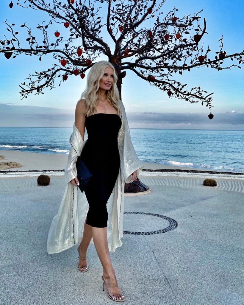 Dallas blogger at Las Ventanas Resort
