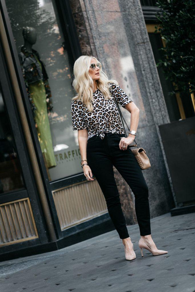 affordable wardrobe basics on Dallas fashion blogger