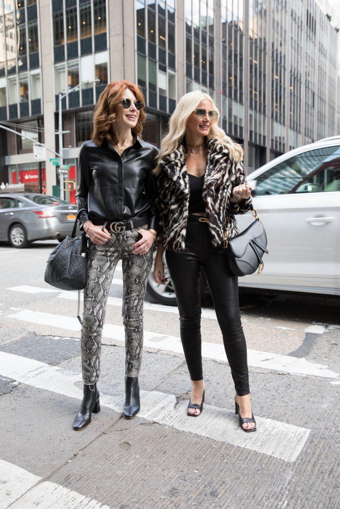 Dallas bloggers at NYFW 2019