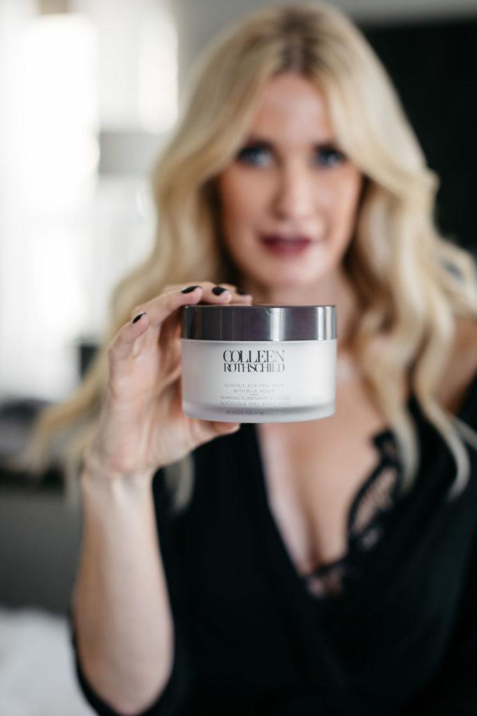 Skincare for women over 40