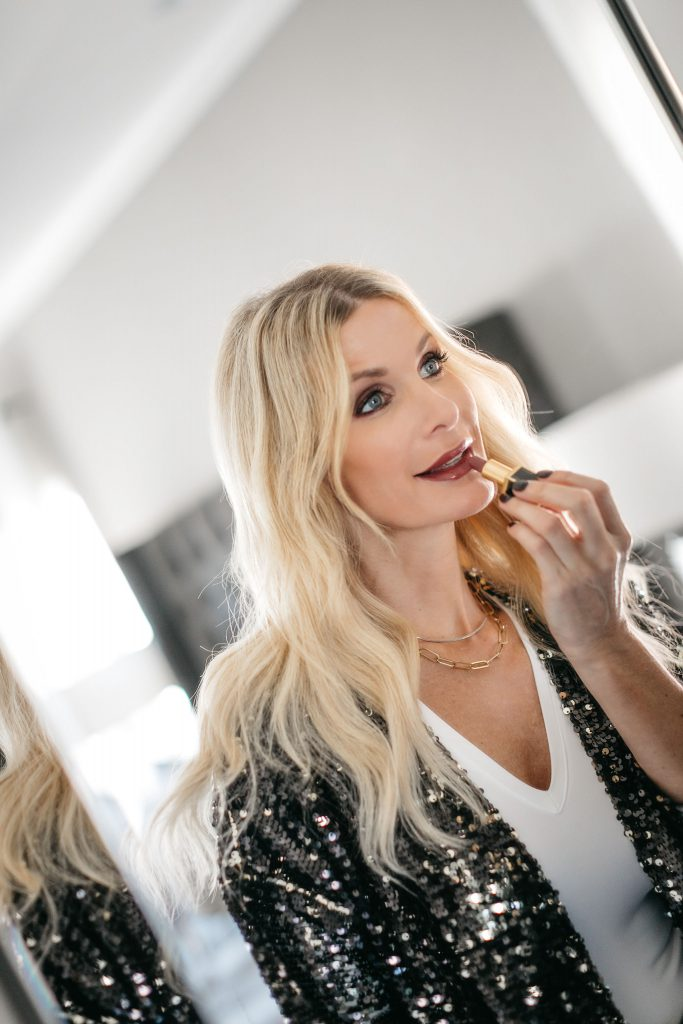 Dallas blogger sharing the best makeup from nordstrom