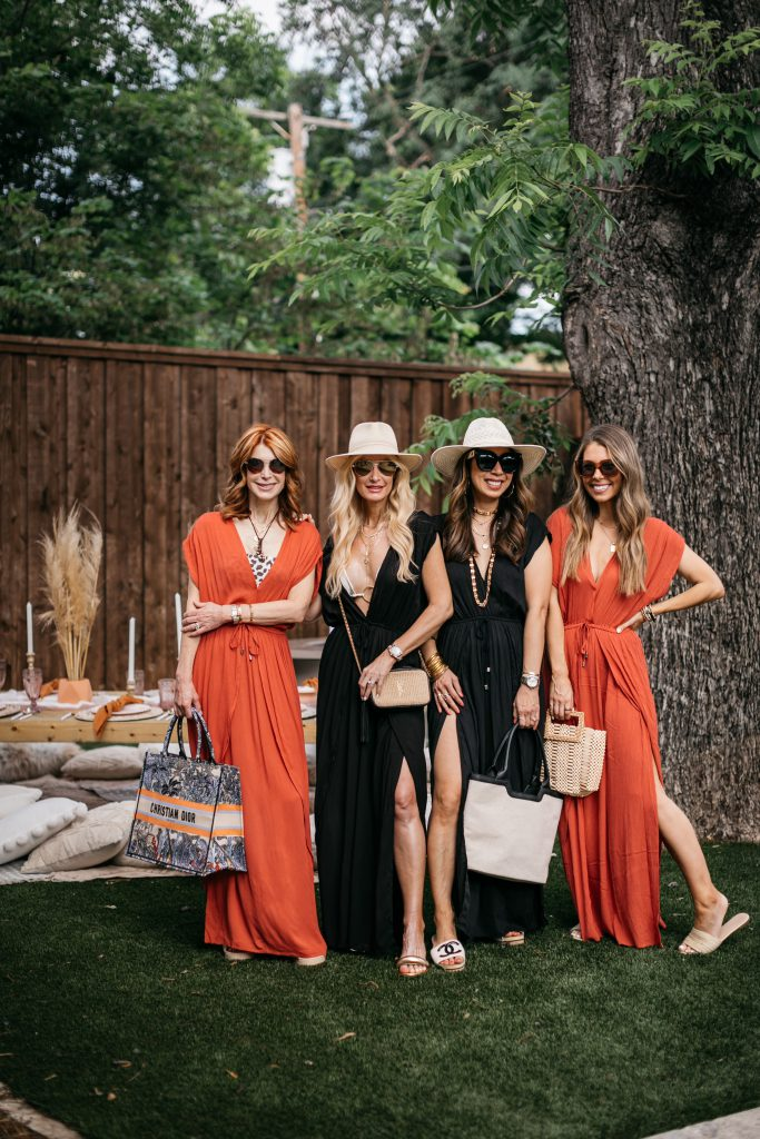 Chic At Every Age sharing cover-ups for women